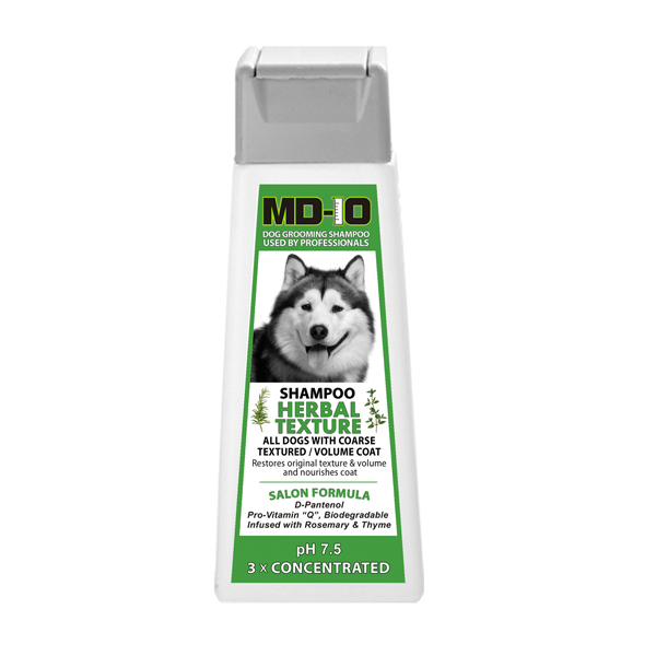MD 10 Herbal texture shampoo