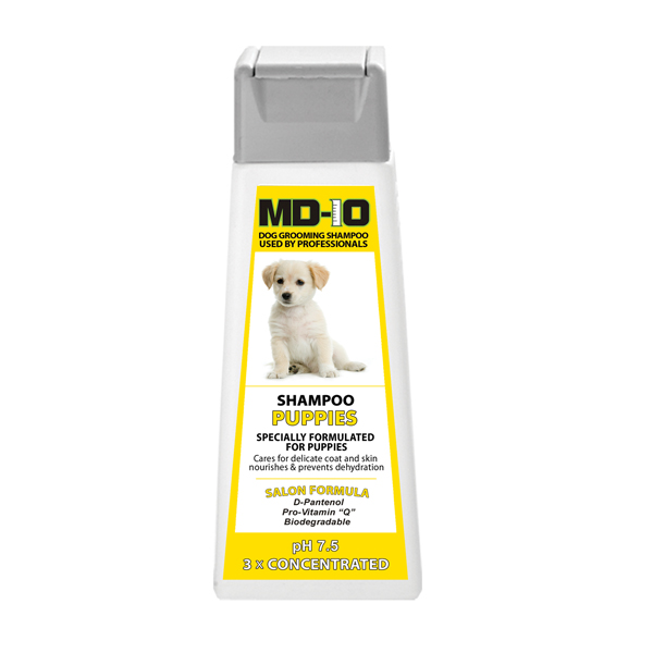 MD 10 – Shampoo puppies