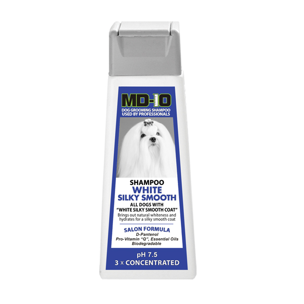 MD 10 White silky smooth